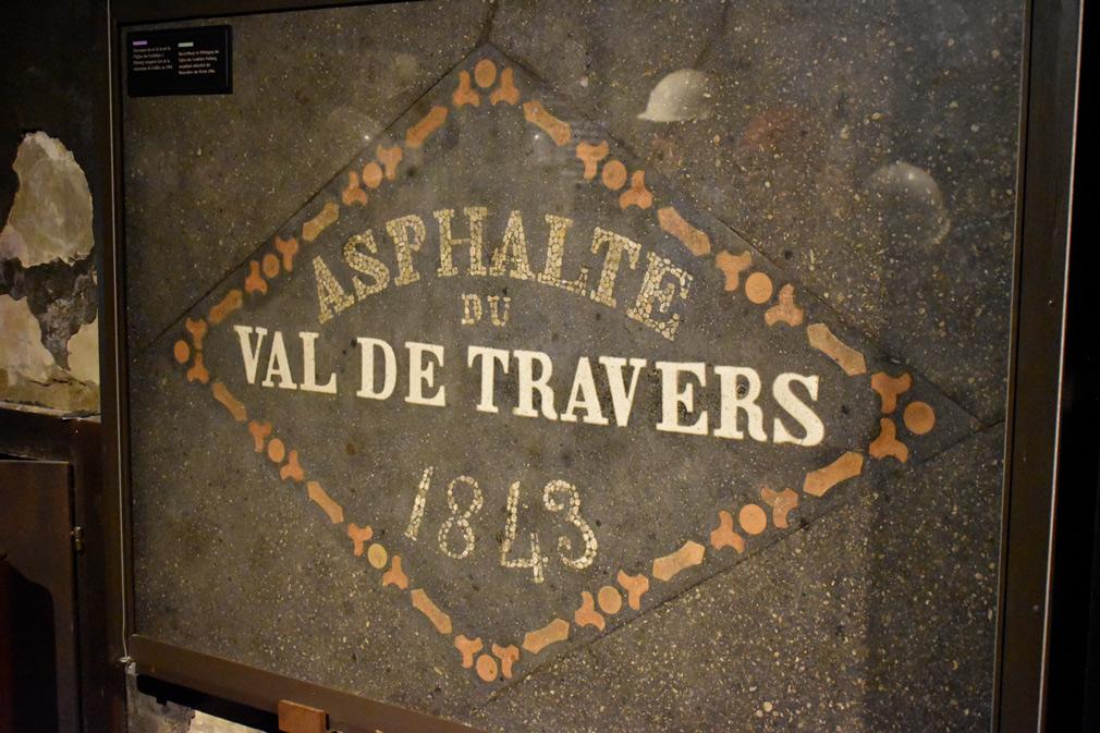 Sortie annuelle 2021 – Mines d'Asphaltes